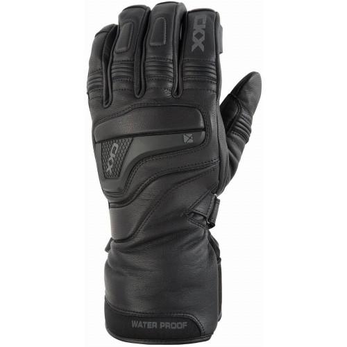 CKX Alaska Leather Gloves (Black)