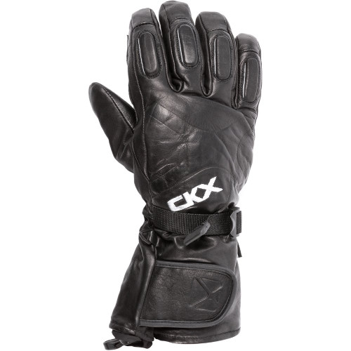 CKX Technogrip 2.0 Leather Gloves (Black)