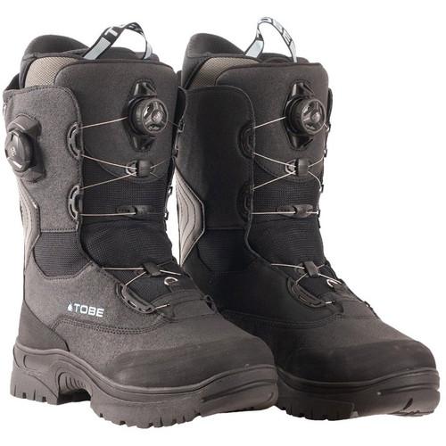 Tobe Nimbus Boots (Jet Black)
