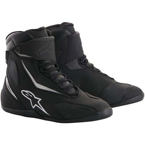 Alpinestars Fastback V2 Drystar Shoes (Black/White)