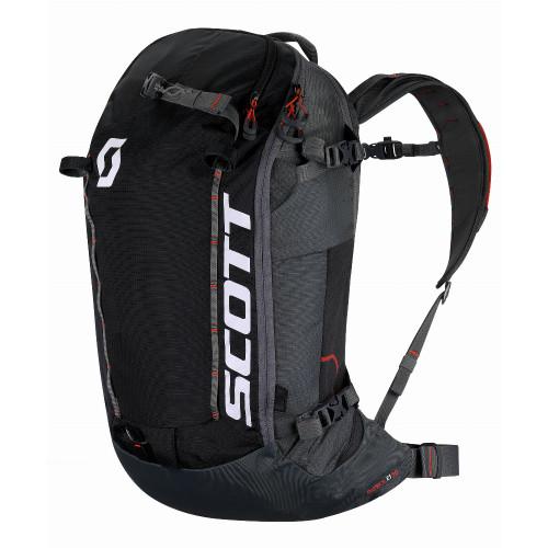Scott Patrol E1 30 Airbag Backpack (Black/Grey)