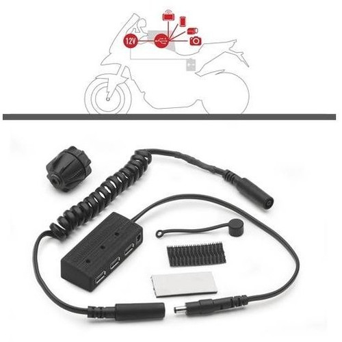 Givi Power Hub Kit