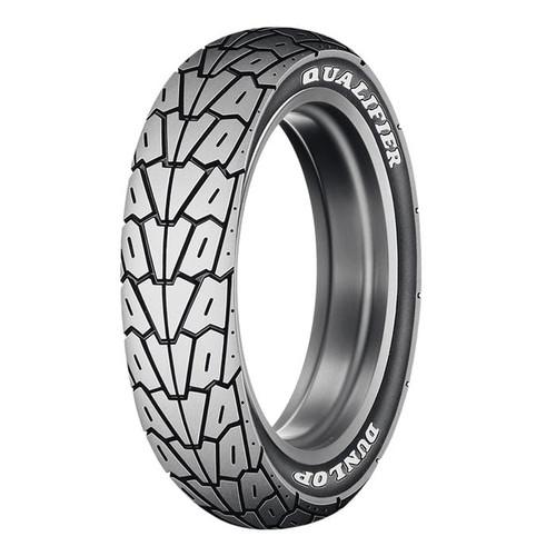 Dunlop K525 White Letter Rear Tire