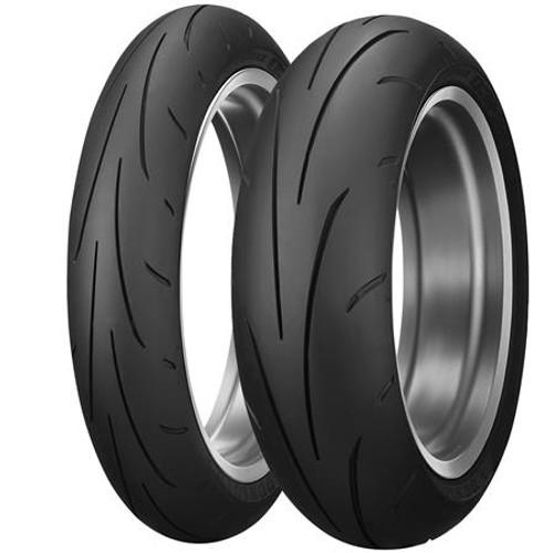 Dunlop Sportmax Q3+ Tire