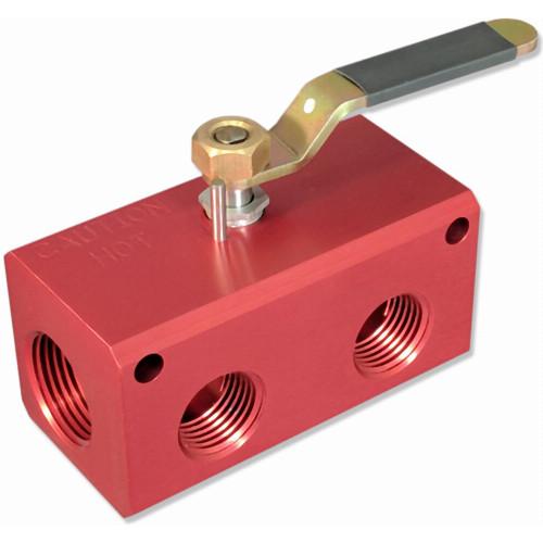 Aqua-Hot Diverter Manifold