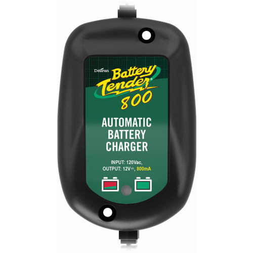 Battery Tender 800 12V .80A Waterproof Charger