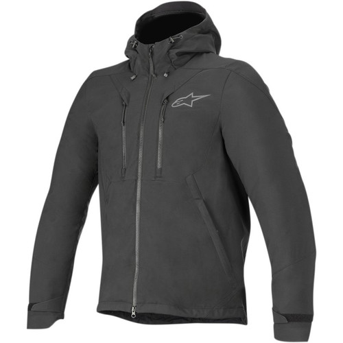 Alpinestars Domino Tech Hoodie (Black)