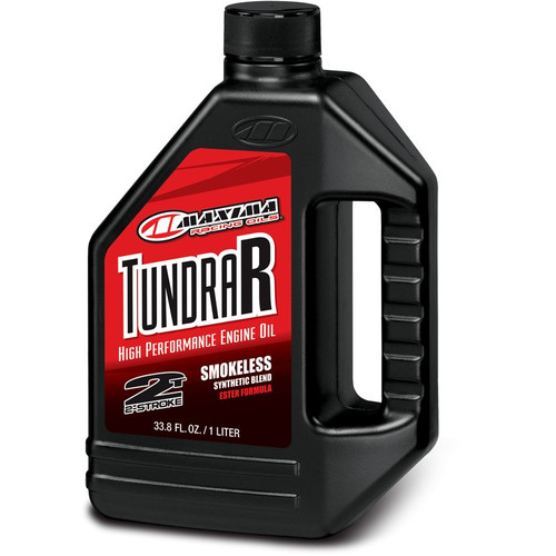 Maxima Tundra R Semi-Synthetic Ester 2-Stroke Engine Oil
