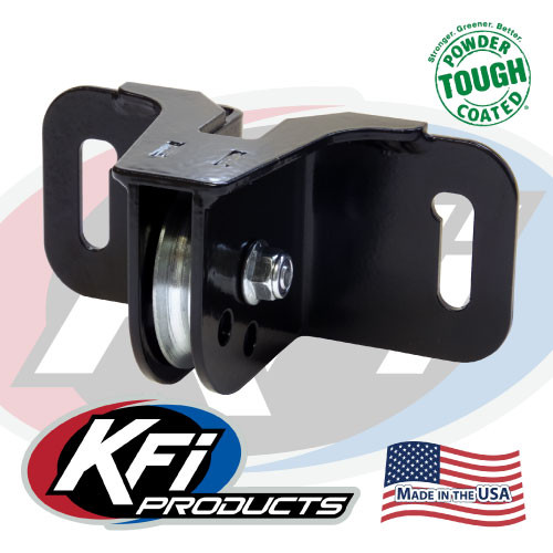KFI Plowing Fairlead Pulley Cable-Saver