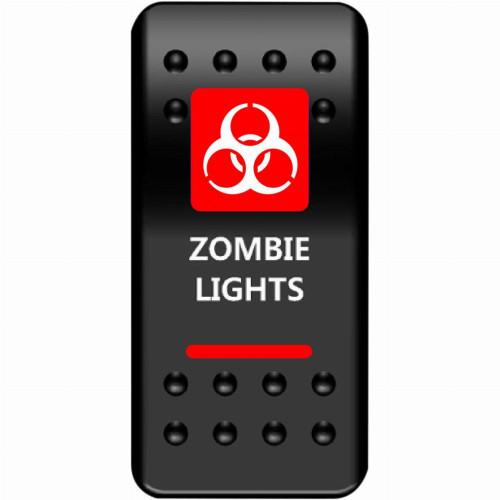 Moose UTV Zombie Rocker Switch