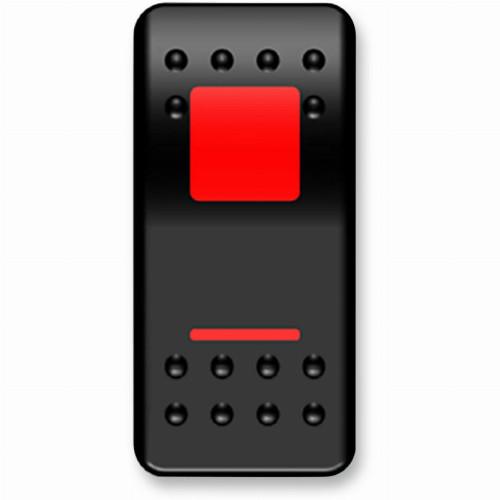 Moose UTV On/Off Rocker Switch