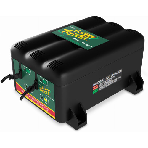 Battery Tender 12V Battery Charging Bank