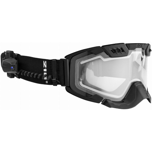 CKX 210° Backcountry Controlled Electric Snow Goggles (Matte Black)