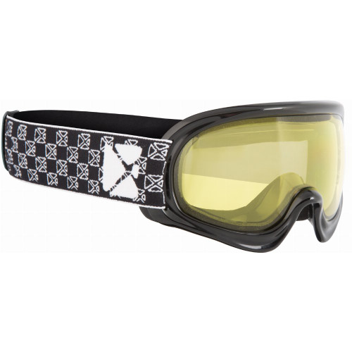 CKX Youth Blaze Snow Goggles (Black)