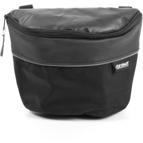 Skinz Protective Gear Universal Handlebar Pak (Black)