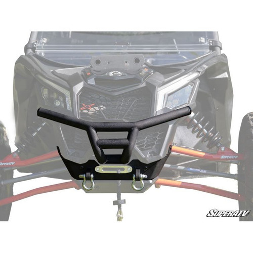 Super ATV Can-Am Maverick X3 Winch Ready Front Bumper