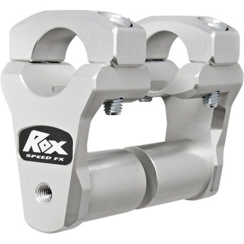 "Rox Speed FX Extended Stem 2"" Pivot Risers For 1 1/8"" Handlebars"