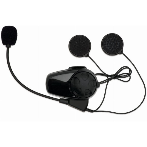 Sena SMH10 Motorcycle Bluetooth Headset for Bell Mag-9/Qualifier DLX Helmets