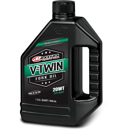 Maxima V-Twin High Performance Fork Oil