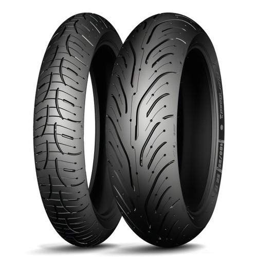 Michelin Pilot Road 4 Scooter Tire