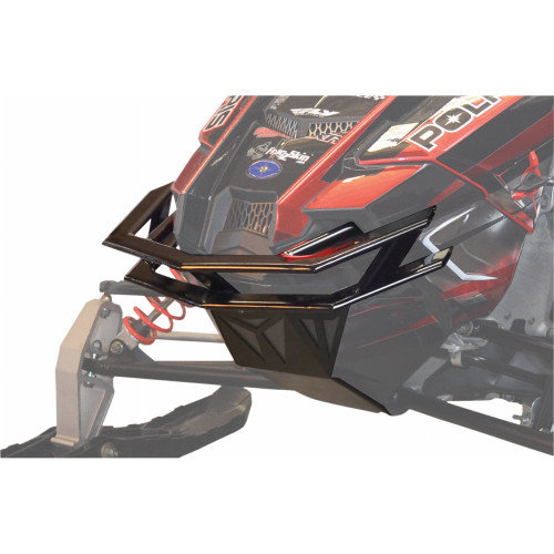 Straightline Performance Double-Bar Rugged Snowmobile Front Bumper