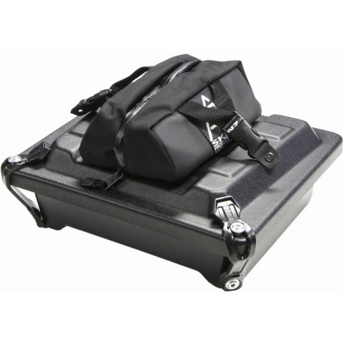 Skinz Protective Gear Black Box Dry Storage Box (Black)