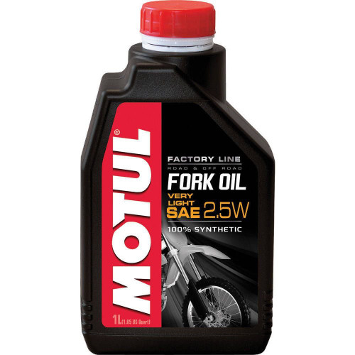 Motul Factory Line Synthetic Fork Oil