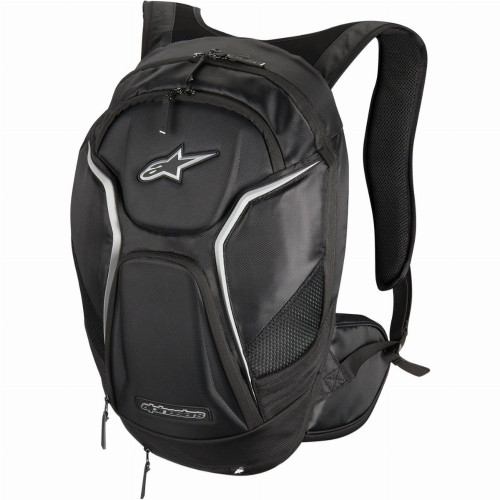 Alpinestars Tech Aero Backpack (Black/White)