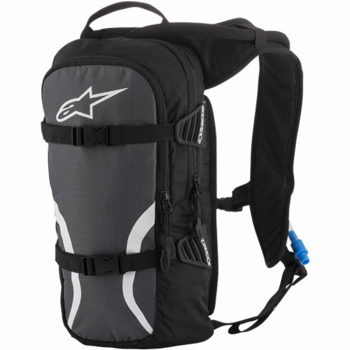 Alpinestars Iguana Hydration Backpack (Black/Anthracite/White)