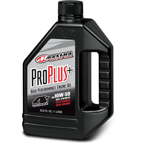 Maxima Pro Plus 4-Stroke High Preformance Ester Engine Oil