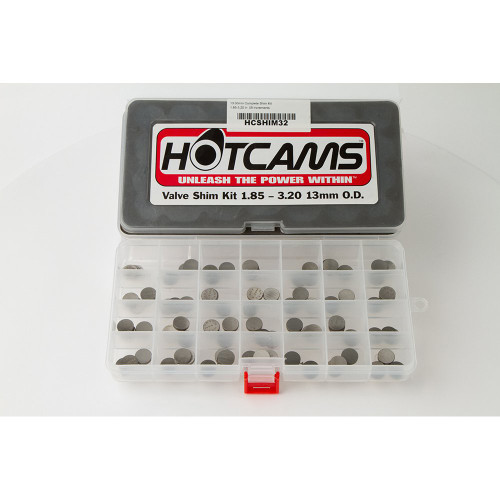 Hot Cams Motorcycle Valve Shim Kit