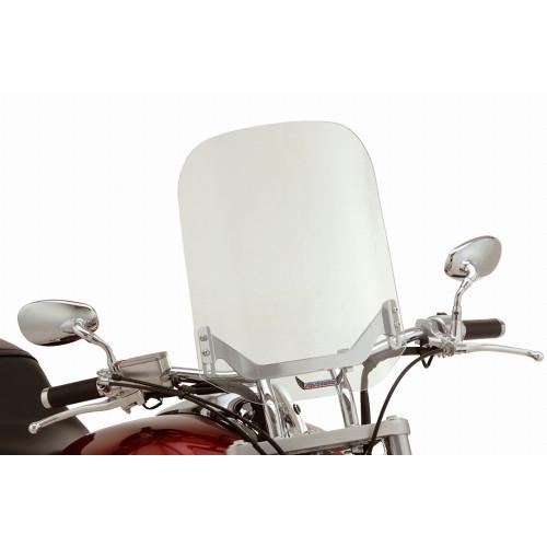 Slipstreamer Billet Series Harley-Davidson Windshield (Clear)