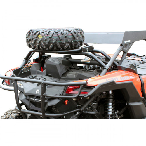 Slasher Spare Tire Carrier Holder for Can-Am Maverick X3