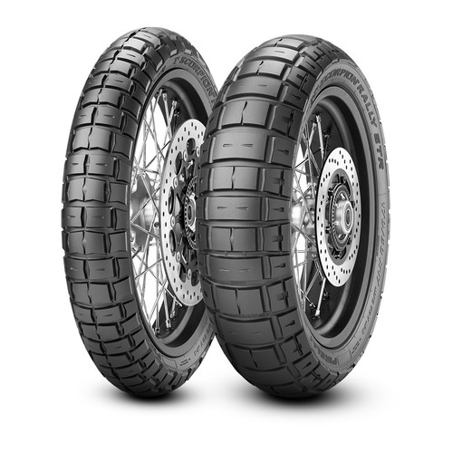 Pirelli Scorpion Rally STR Tire