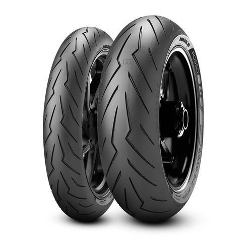 Pirelli Diablo Rosso III Tire