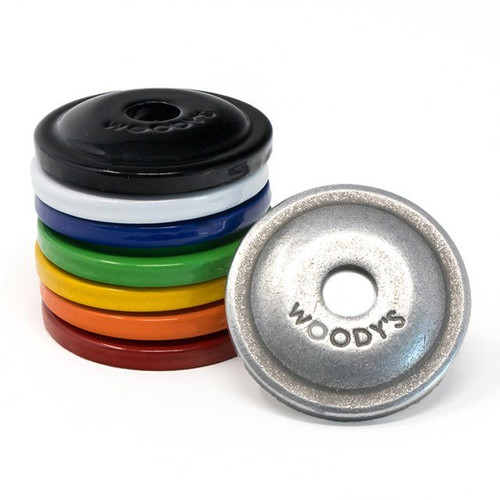 Woody's Round Digger Support Plates