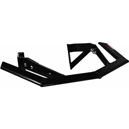 Straightline Performance Snowmobile Aluminum Front Bumper