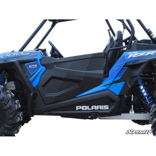 Super ATV Polaris RZR Full Plastic Doors