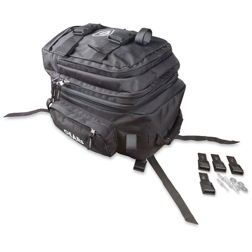 Gears Universal Tunnel Bag (Black)