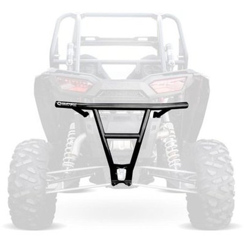 HMF Defender IQ Rear UTV Bumper (Black)