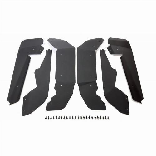 VIP Air UTV Overfenders / Fender Flares / Mud Flap Extensions