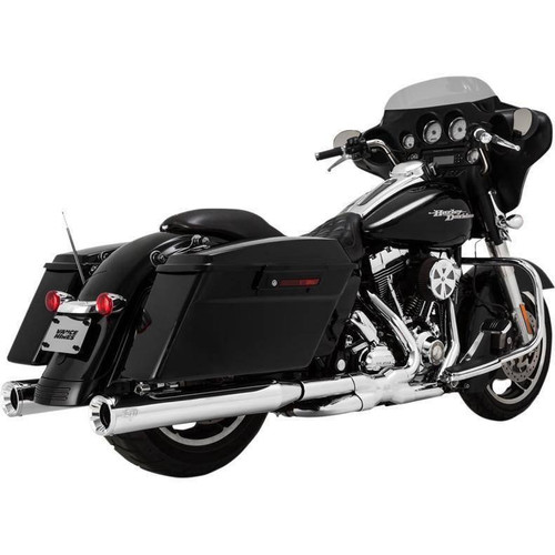 "Vance & Hines 4"" Eliminator 400 Slip-On Mufflers"