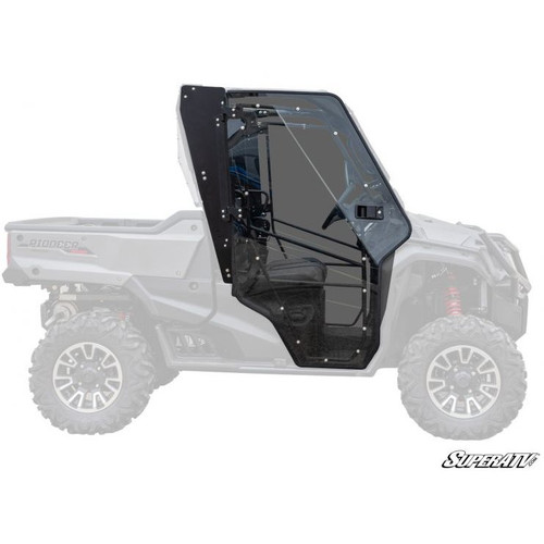 Super ATV Full Hard Cab Enclosure Doors