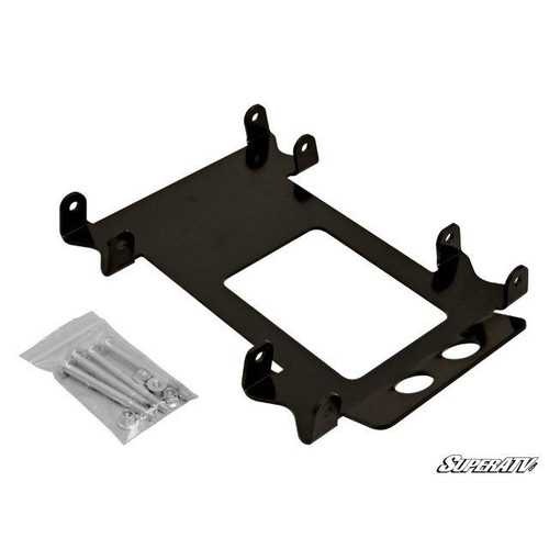 Super ATV Frame Stiffener Support