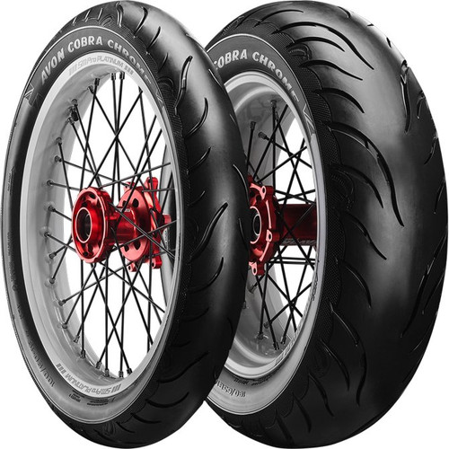 Avon AV91/AV92 Cobra Chrome Tire