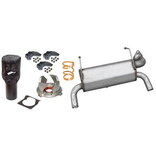 SLP Stage 1 Performance Exhaust Kit for Polaris RZR 1000