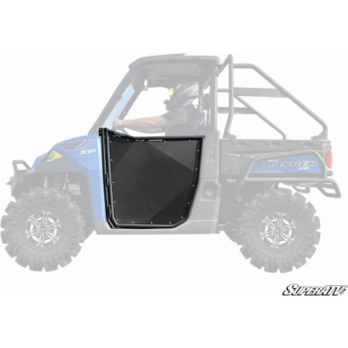Super ATV Side-by-Side Aluminum Half Doors