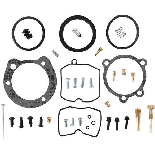 All Balls Harley Davidson Carburetor Rebuild Kit