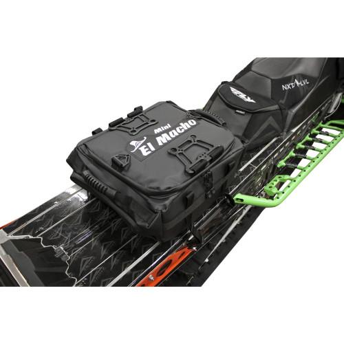 Skinz Protective Gear Mini El Macho Tunnel Pak (Black)