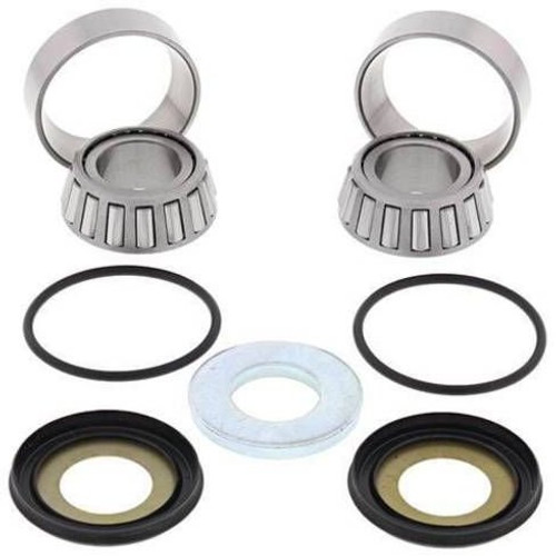All Balls Dirt Bike Steering Stem Bearing Kit for Suzuki